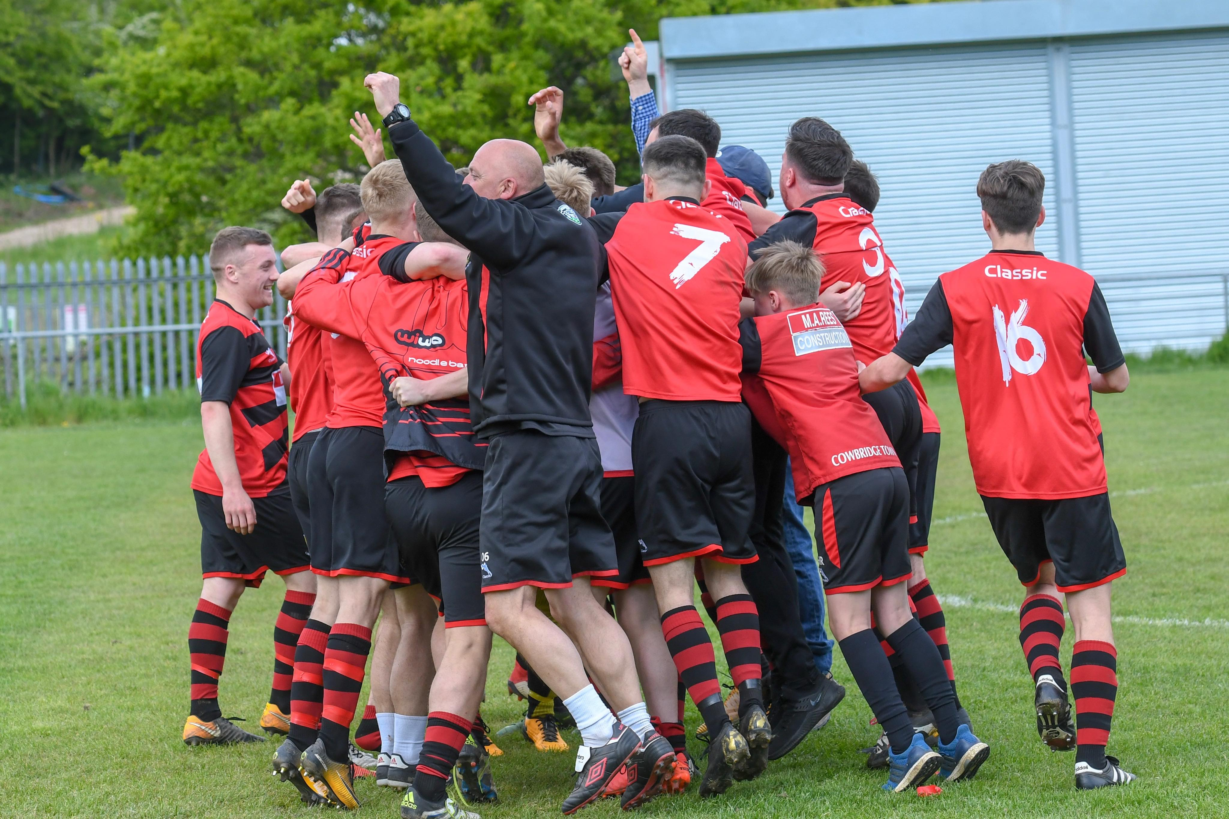 Caerau Ely Promoted To FAW Championship South