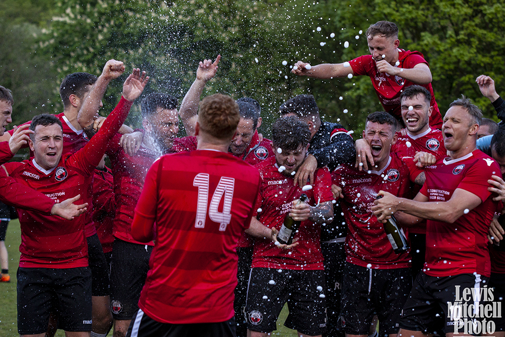 Welsh League Division Three Team Of The Season: Who Makes